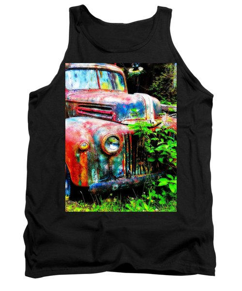 Old Ford #2 Tank Top