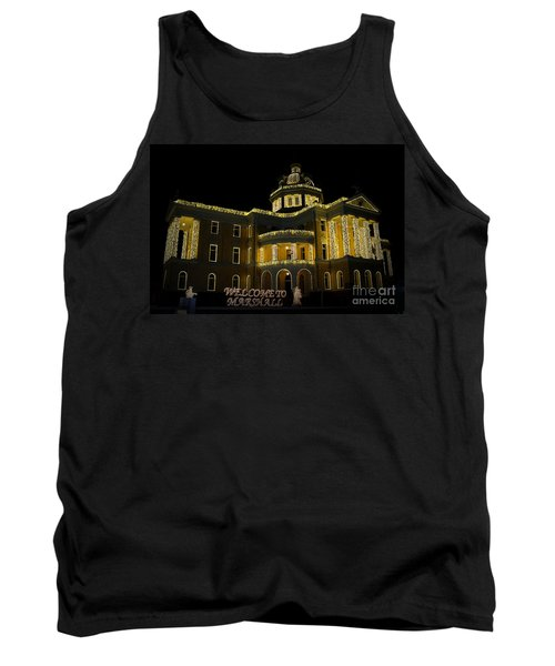 Old Harrison County Courthouse Tank Top