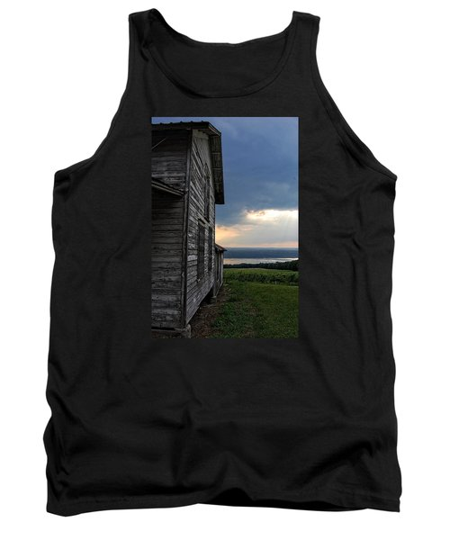 Old House Tank Top