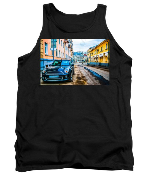 Old Lane Tank Top by Alexander Senin