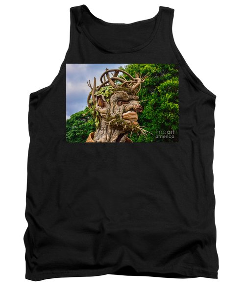 Old Man Winter Tank Top