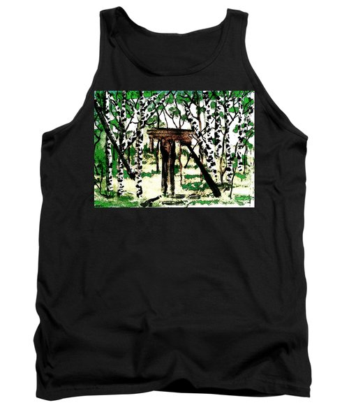 Old Obstacles Tank Top