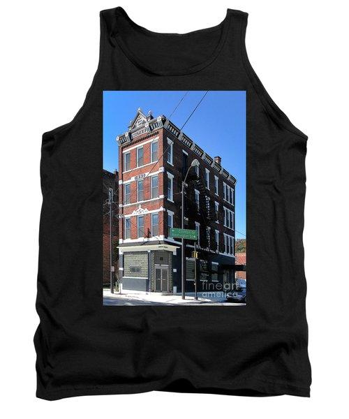 Old Penn Hotel - Johnstown Pa Tank Top