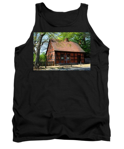 Old Salem Scene 3 Tank Top