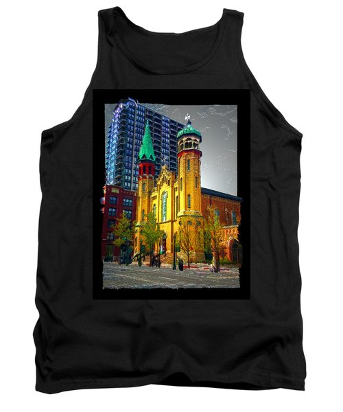 Old St Pats Tank Top