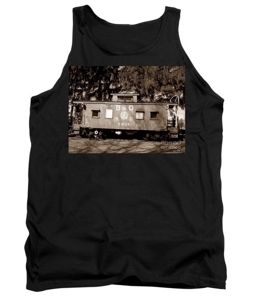 Tank Top featuring the photograph Old Timer by Sara  Raber