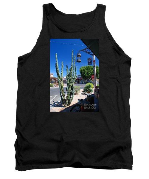 Old Town Cactus Tank Top
