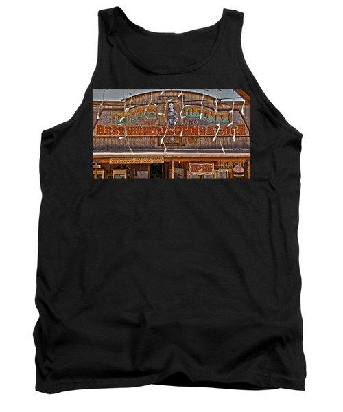 Old Town Saloon Tank Top