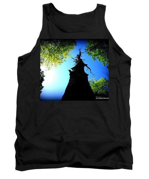 Old Trees Tank Top