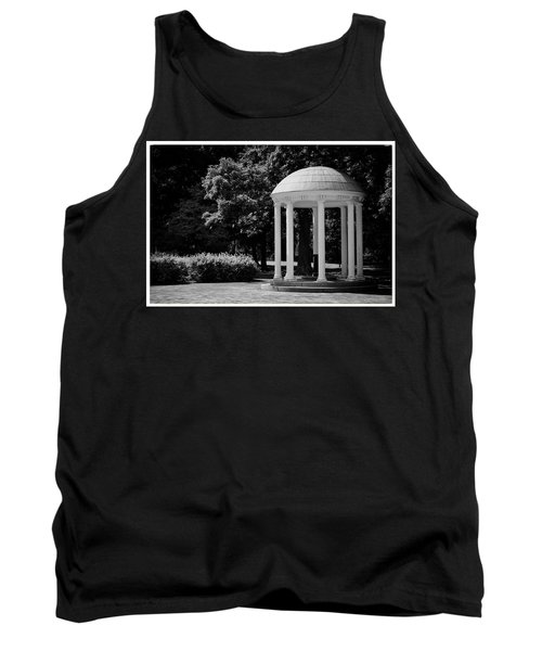 Old Well At Unc Tank Top