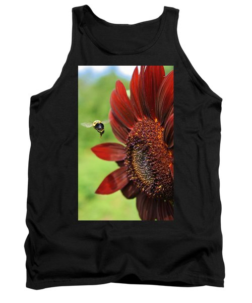 On A Mission Tank Top