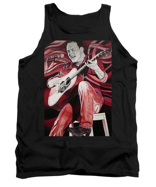 On Bended Knees Tank Top by Joshua Morton