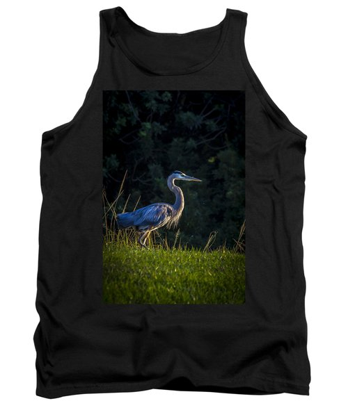 On The March Tank Top