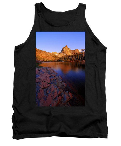 Once Upon A Rock Tank Top