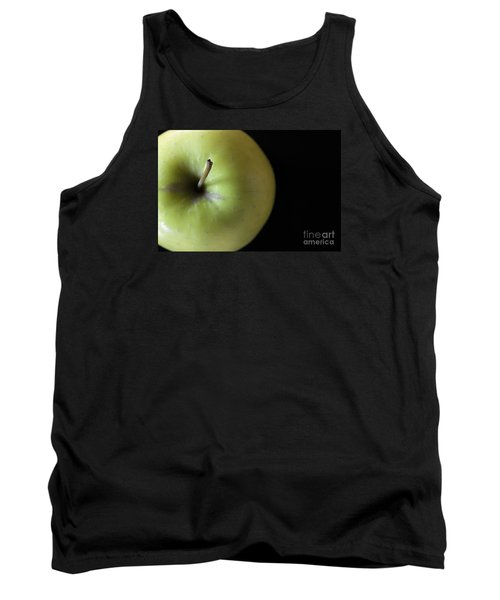 One Apple - Still Life Tank Top by Wendy Wilton