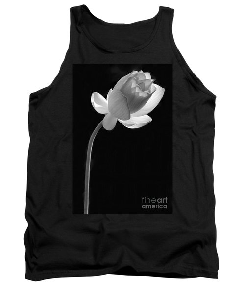 One Lotus Bud Tank Top