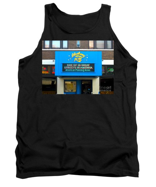 One Of Ten Great Streets In America Tank Top