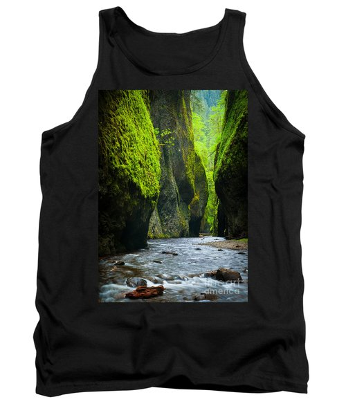 Oneonta River Gorge Tank Top