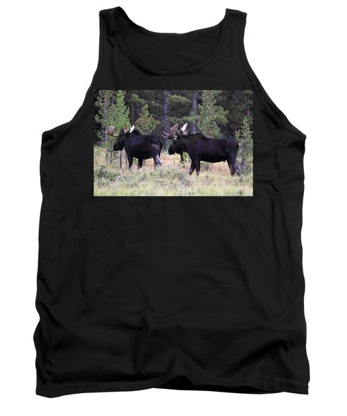 Only A Step Behind Tank Top