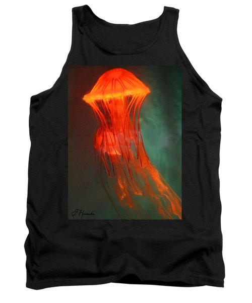 Orange Jellies Tank Top