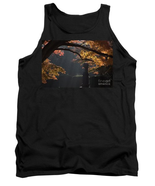 Tank Top featuring the photograph Orangish by Steven Macanka