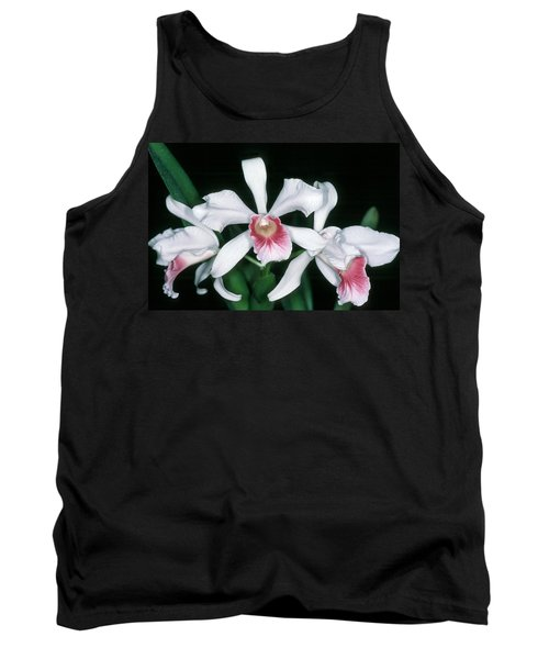 Orchid 10 Tank Top by Andy Shomock