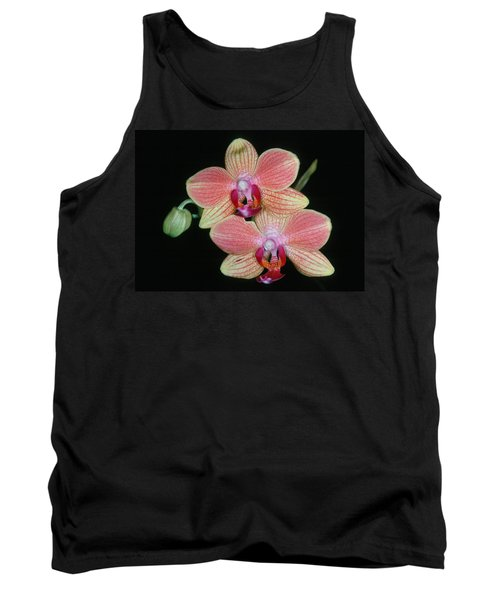 Orchid 4 Tank Top by Andy Shomock