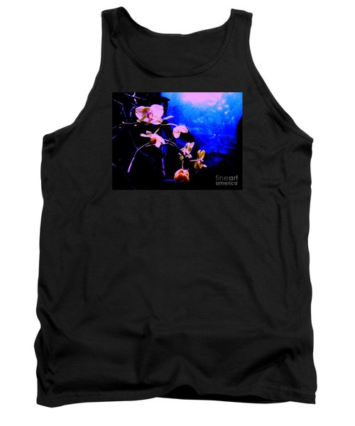 Orchidia Tank Top