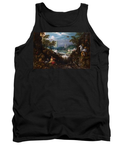 Orpheus Tank Top by Roelant Savery