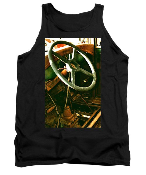 Tank Top featuring the photograph Our New Car by Don Wright