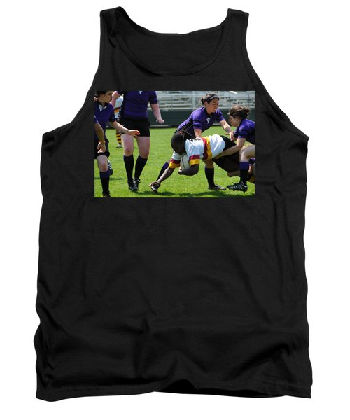 Tank Top featuring the photograph Out Numbered by Mike Martin