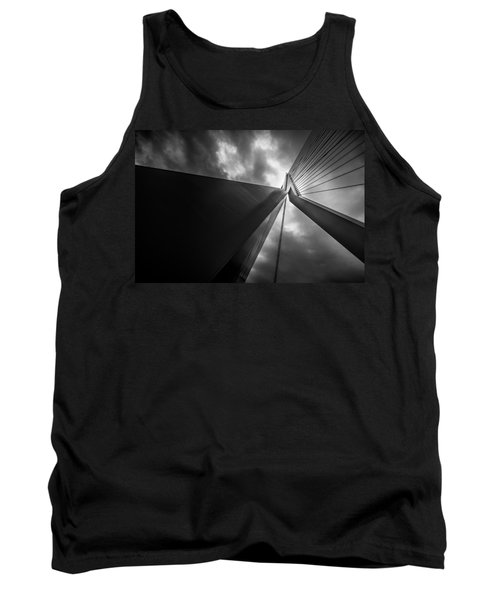 Out Of Chaos A New Order Tank Top by Mihai Andritoiu