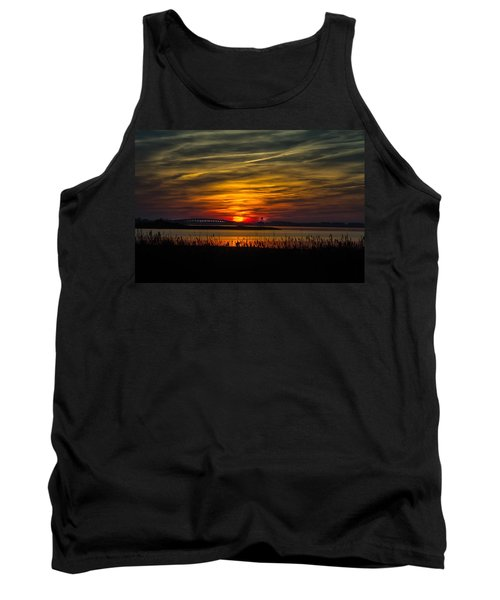 Outer Banks Sunset Tank Top