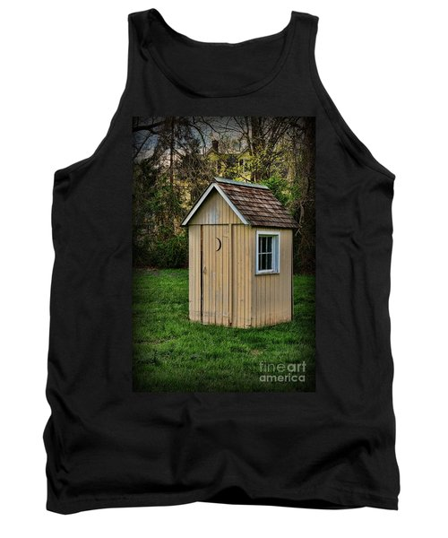Outhouse - 8 Tank Top