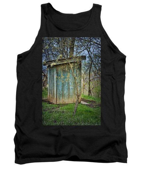 Outhouse In Spring Tank Top