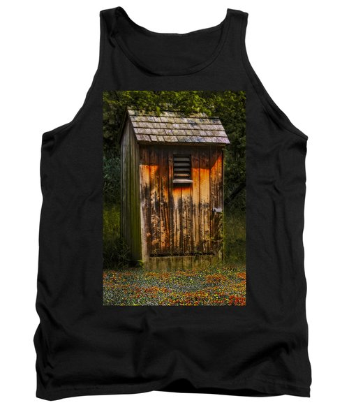 Outhouse Shack Tank Top