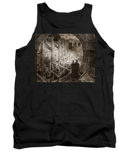 Over London Tank Top