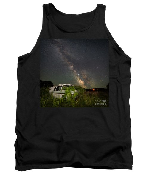 Overgrown Rv Milky Way Tank Top