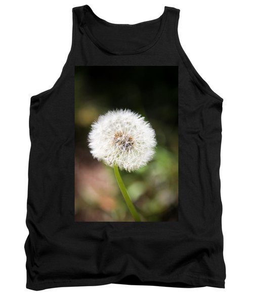 Tank Top featuring the photograph Overlooked  by Aaron Berg