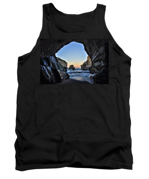 Tank Top featuring the photograph Pacific Coast - 2 by Mark Madere