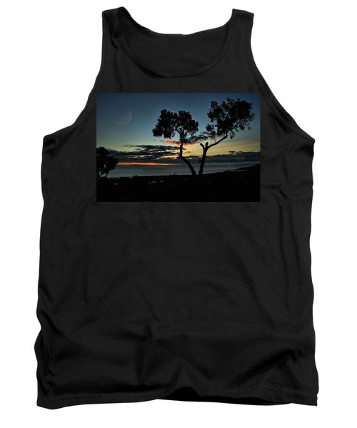 Tank Top featuring the photograph Pacific Evening by Michael Gordon