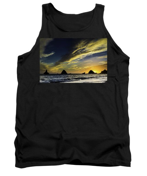 Pacific Sunset Tank Top