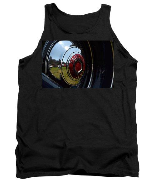 Tank Top featuring the photograph Packard - 2 by Dean Ferreira