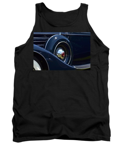 Tank Top featuring the photograph Packard - 1 by Dean Ferreira