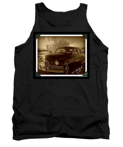 Packard Classic At Truckee River Tank Top