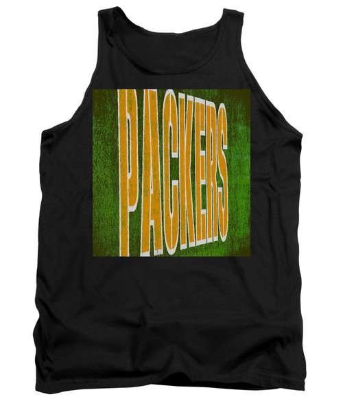 Packers Tank Top by Deena Stoddard
