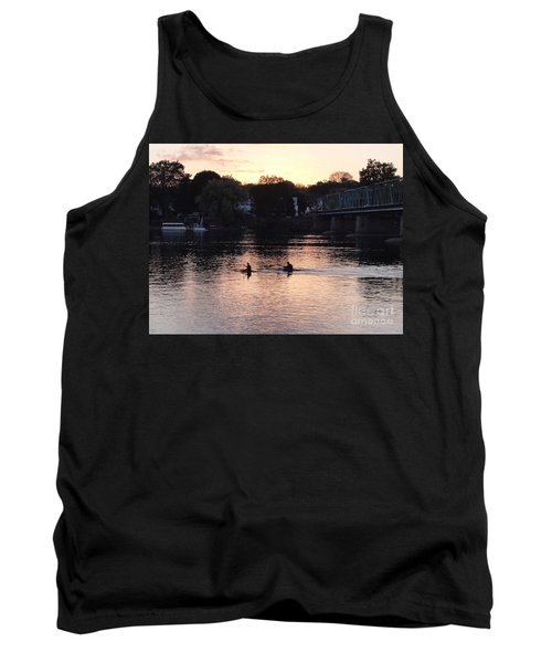 Paddling For Home Tank Top