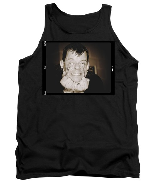 Tank Top featuring the photograph Painful by Alice Gipson