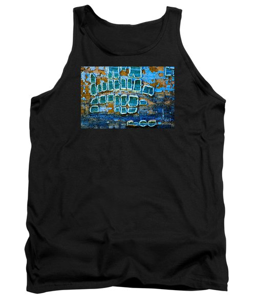 Painted Windows Number 1 Tank Top