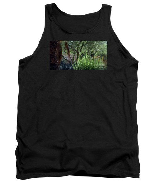 Tank Top featuring the photograph Palm Desert Museum Of Art by Sherri  Of Palm Springs